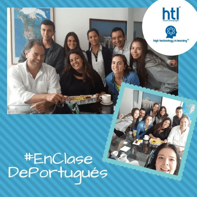 Htl idiomas Actividad en portugues