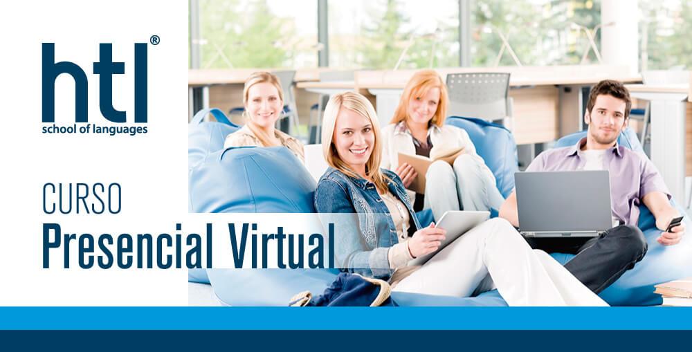 Aprenda un idioma con el Curso Presencial Virtual