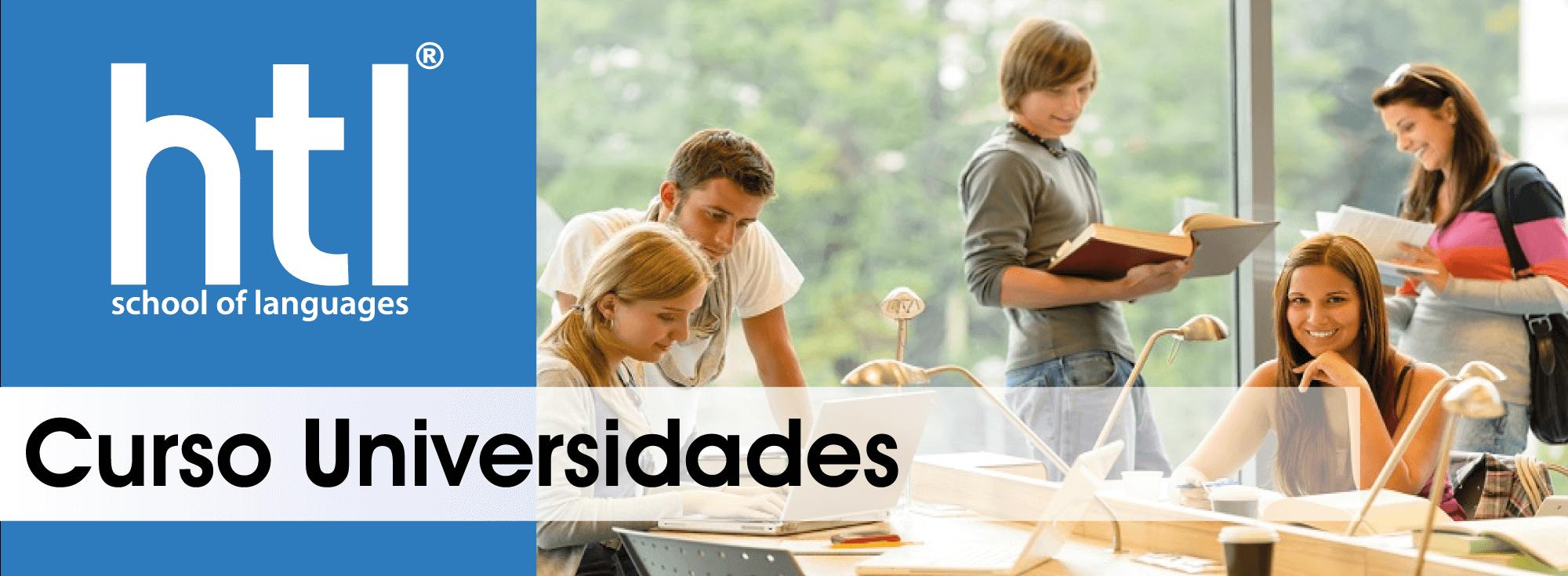 Curso universidades Idiomas Htlidiomas