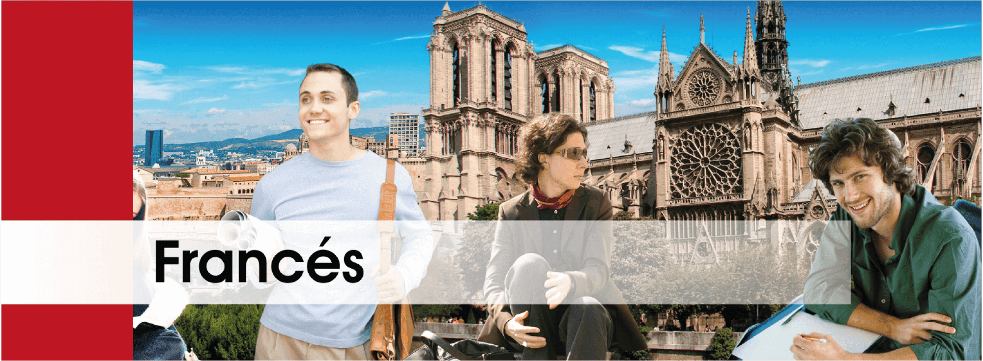 Curso Frances Presencial, Cursos Frances Online, Curso de Idiomas
