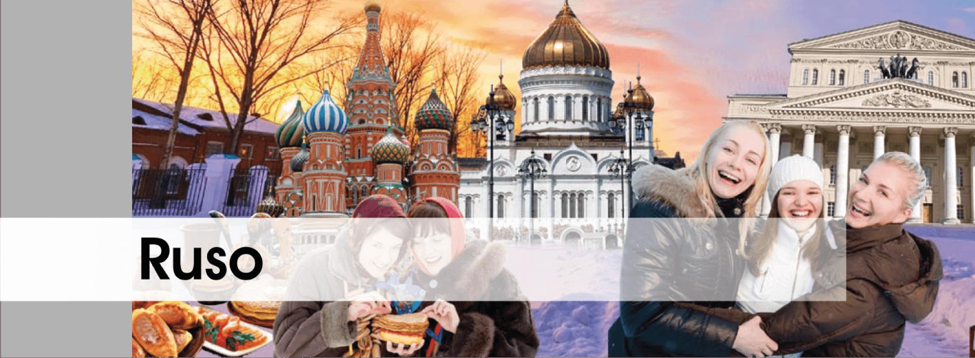 Curso Ruso Presencial, Curso Ruso Online, Curso de Idiomas