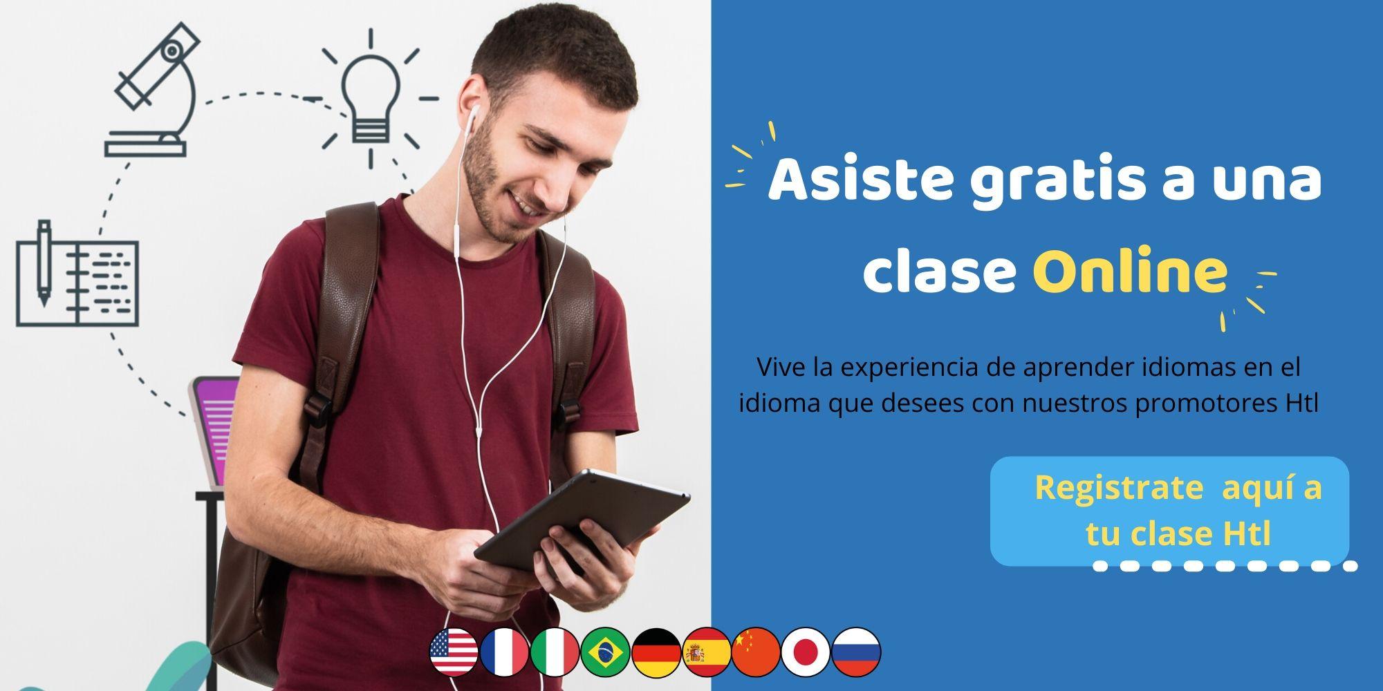 Escuela de Idiomas Bogota, Cursos de idiomas en Bogota, Cursos de Idiomas Online